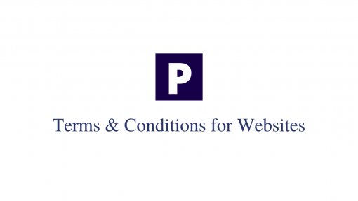 terms and conditions for websites generator