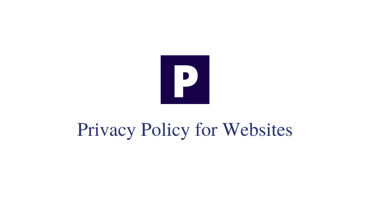 privacy policy template generator