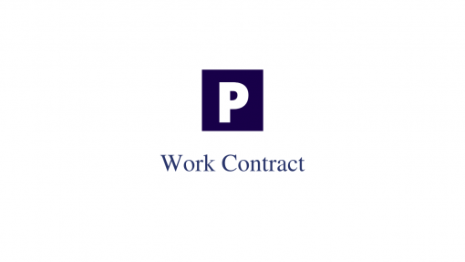work contact template