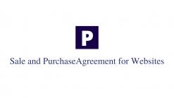 eshop agreement legal template